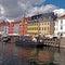 Stock Image : Nyhavn, Copenhagen