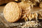 Stock Image : Oatmeal cookie