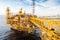 Stock Image : Oil platform