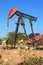 Stock Image : Oil Pumpjack (Sucker Rod Beam)