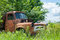 Stock Image : Old abandoned truck