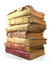 Stock Image : Old books