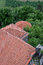 Stock Image : Old Casle roof