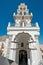 Stock Image : The old church of Emporio, Santorini, Greece