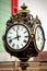 Stock Image : Old city clock