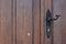 Stock Image : Old door