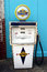 Stock Image : An old-fashioned gas pump