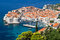 Stock Image : The Old Town of Dubrovnik