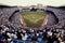 Stock Image : Old Yankee Stadium, Bronx, NY