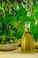 Stock Image : Olive oil