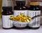 Stock Image : Omega 3 pills