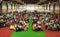 Stock Image : Orators View of Hall