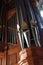 Stock Image : Organ pipes