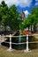 Stock Image :  Oude 1月(老约翰)在德尔福特,荷兰
