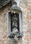 Stock Image : Our Lady Statue Bruges