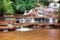 Stock Image : Pacharoen waterfall