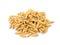 Stock Image : Paddy jasmine rice on white background