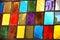 Stock Image : Paint Box colors