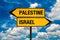 Stock Image : Palestine or Israel