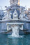 Stock Image : Pallas Athene fountain