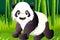 Stock Image : Panda