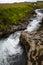 Stock Image : Panorama of Icelandic mountains