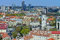 Stock Image : Panorama of Vilnius