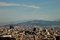 Stock Image : Panoramic view of Barcelona