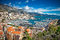 Stock Image : Panoramic view of  Monte Carlo.