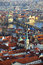 Stock Image : Panoramic view from Prague, Czech Republic