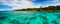 Stock Image : Panoramic views of the tropical island of the Philippines