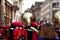 Stock Image : Parade, Carnival in Basel, Switzerland