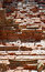 Stock Image :  Parede de tijolo velha