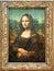 Stock Image : PARIS - AUGUST 16: Mona Lisa by the Italian artist Leonardo da Vinci  at the Louvre Museum, August 16, 2009 in Paris, France.