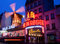 Stock Image : Paris, Moulin Rouge