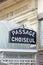 Stock Image : Paris, Passage Choiseul entrance