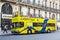 Stock Image : Paris Tour Bus