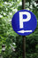 Stock Image : Parking sign