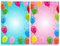 Stock Image : Party balloons backgrounds