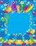 Stock Image : Party invitation