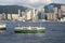 Stock Image : Passenger Liner, Hong Kong