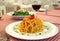 Stock Image : Pasta neapolitan