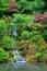 Stock Image : Peaceful Water Fall