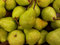 Stock Image : Pears background texture