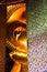 Stock Image : Peeking Buddha