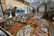 Stock Image : People sell freh fish in Chania, Crete