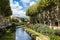 Stock Image : Perpignan river
