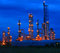 Stock Image : Petrochemical plant