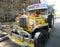 Stock Image : Philippines Jeepney