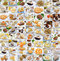 Stock Image : Photo collage of food